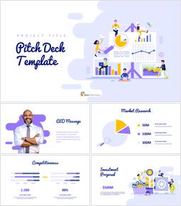 프로젝트 피치덱 템플릿 Google 슬라이드 테마 & 템플릿_00