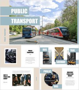 Public Transport Apple Keynote for Windows_40 slides