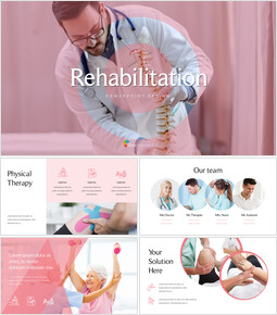 Rehabilitation Templates for PowerPoint_41 slides