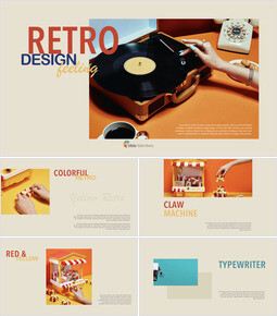 Retro Design Keynote to PPT_00