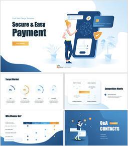 Secure & Easy Payment Keynote mac_13 slides