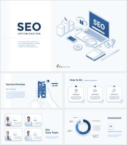 Presentazione dell\'ottimizzazione SEO Google PowerPoint_00