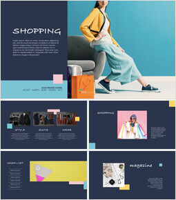 Shopping Apple Keynote Template_00