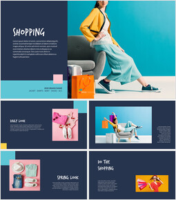 Shopping Slide PPT_00