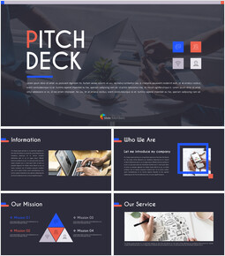 Simple Pitch Deck Animation PowerPoint Templates_00