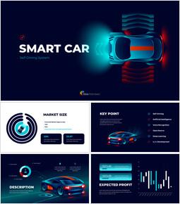 Piattaforma Smart Car Pitch Diapositive di Google interattive_00