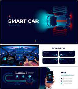 Piattaforma Smart Car Pitch Presa della corrente_00