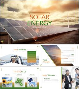 Solar Energy PPT Keynote_00