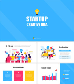 Startup Creative Idea Business Animation Presentation Examples_00