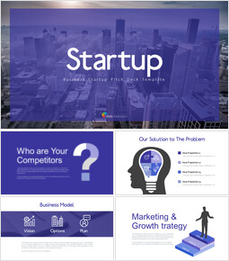 Startup Pitch Deck Animated Slides in PowerPoint_00