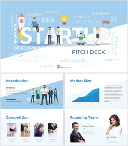 Startup Pitch Deck Animation Templates_00