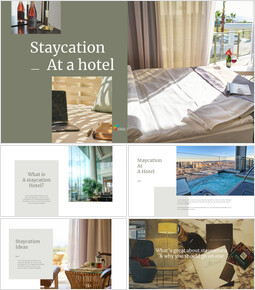 Staycation at a Hotel Google Slides to PowerPoint_00