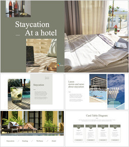 Staycation at a Hotel Theme Keynote Design_00