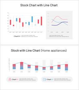 Grafico Stock e Line Mix_8 slides