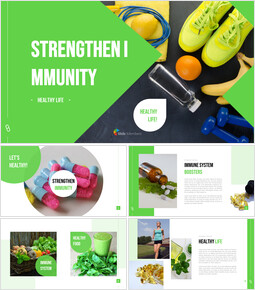 Strengthen Immunity Best PowerPoint Presentations_40 slides