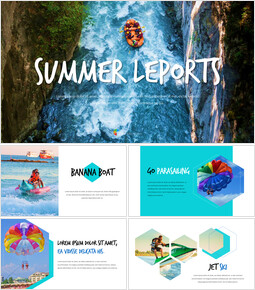 Summer Leports Business PPT_00