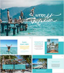 여름 방학 프레젠테이션 포맷_00