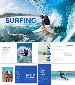 서핑 파워포인트 디자인 아이디어_00
