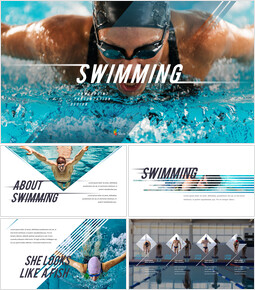 Swimming PPT Business_00