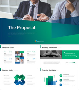 The Proposal Theme Animation Templates_17 slides
