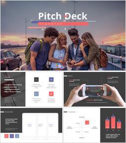 Traveler Connect Templates Design Presentation Animated Slides_00