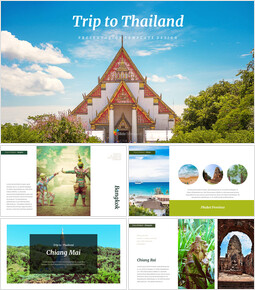 Trip to Thailand Google Slides Templates for Your Next Presentation_00