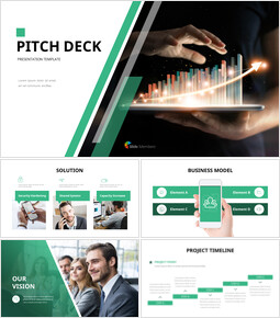 Presentazione animata di Ultimate Pitch Deck_00