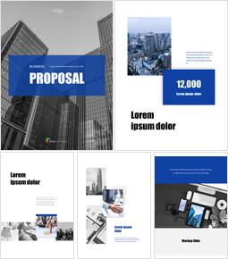 세로형 제안서 디자인 인터랙티브 구글슬라이드_00