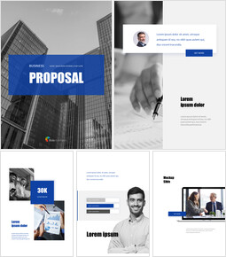 Vertical Proposal Design PowerPoint Format_00