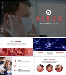 바이러스 프레젠테이션용 Google 슬라이드 테마_00