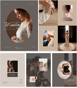 Wedding Theme Vertical Google Slides Presentation_00
