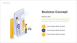 Business Concept PPT Background_2 slides