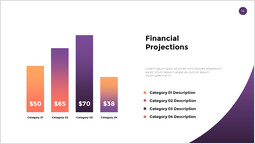 Financial Projection PPT Background_00