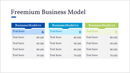 Freemium Business Model Deck_2 slides