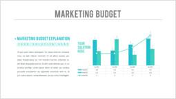 Markating Budget PPT Slide Deck_00