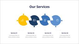 우리의 서비스 PPT 슬라이드 덱_00