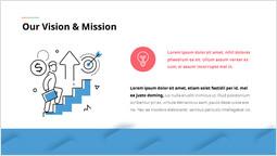 Our vision & Mission Simple Deck_2 slides