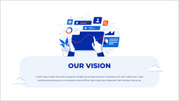 Our vision Template Page_2 slides