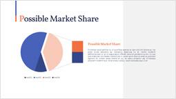 가능한 시장 점유율 PPT 덱 디자인_00