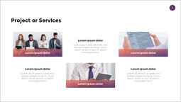 프로젝트 또는 서비스 간단한 슬라이드_00