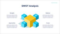 SWOT 분석 파워포인트 디자인_00