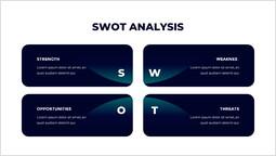 SWOT 분석 파워포인트 슬라이드_00