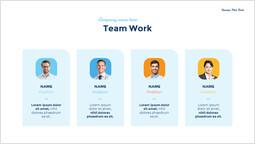 Team Work PowerPoint Layout_00