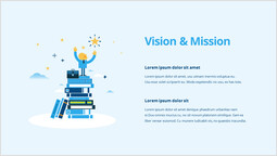 vision & Mission PPT Background_2 slides