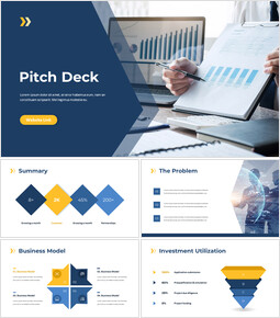 Business Pitch Deck Slides Google PPT Templates_00