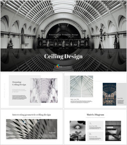 Ceiling Design Best PowerPoint Templates_00