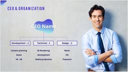 CEO & Organization PPT Slide_00