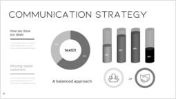 communication Strategy Slide Layout_2 slides