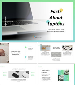 Facts about Laptop Custom Google Slides_40 slides