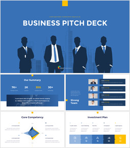 Modern Business Pitch Deck Business Strategy PPT_00